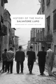 Cover of: History of the Mafia