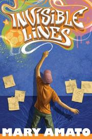 Cover of: Invisible lines