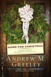 Cover of: Home for Christmas | Andrew M. Greeley