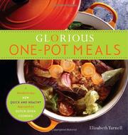 Cover of: Glorious one-pot meals | Elizabeth Yarnell
