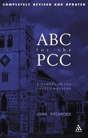 Cover of: An ABC for the Pcc | John Pitchford