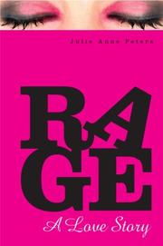 Cover of: Rage: a love story