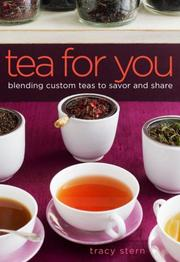 Cover of: Tea for you