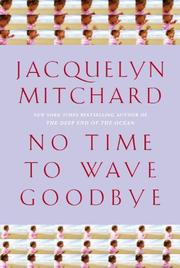 Cover of: No time to wave goodbye: A Novel