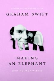 Cover of: Making an elephant: writing from within