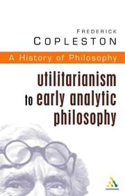 Cover of: History of Philosophy Volume 8