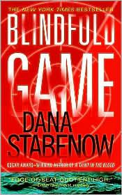 Cover of: Blindfold game