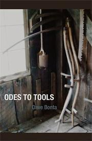 Cover of: Odes to Tools | Dave Bonta