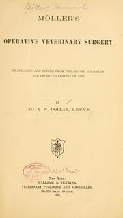Cover of: Möller