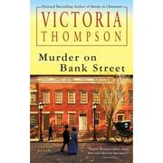 Cover of: Murder on Bank Street | Victoria Thompson