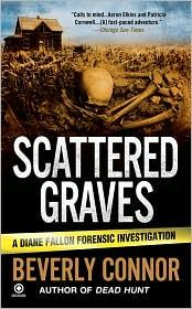 Cover of: Scattered graves : a Diane Fallon forensic investigation