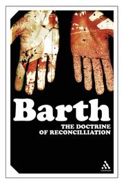 Cover of: Doctrine of Reconciliation