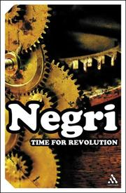 Cover of: Time For Revolution