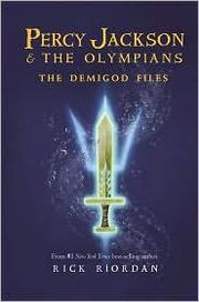 Cover of: The demigod files