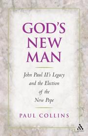 Cover of: God's New Man