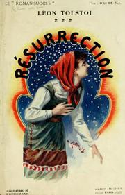 Cover of: Résurrection: roman.  Illustrations de Kauffmann.