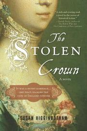 Cover of: The Stolen Crown | Susan Higginbotham