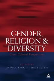 Cover of: Gender, Religion And Diversity |