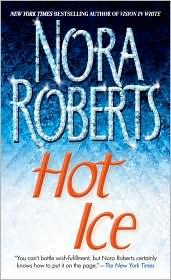 Cover of: Hot ice | Nora Roberts