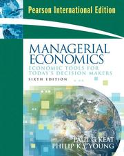 Managerial economics 2009 edition open library managerial economics fandeluxe Gallery