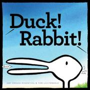 Cover of: Duck! Rabbit!