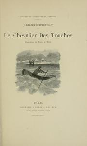 Cover of: Le chevalier Des Touches