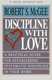 Cover of: Discipline with love