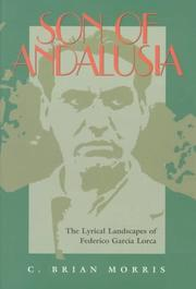 Cover of: Son of Andalusia | C. B. Morris