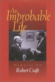 Cover of: An Improbable Life