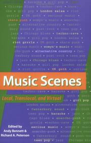 Cover of: Music Scenes |