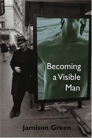Cover of: Becoming a Visible Man | Jamison Green