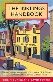 Cover of: The Inklings handbook