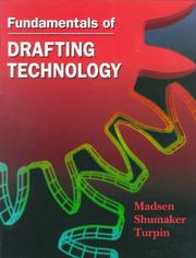 Cover of: Fundamentals of drafting technology | David A. Madsen