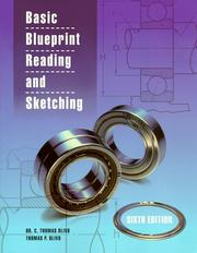Cover of: Basic blueprint reading and sketching