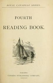 Cover of: Fourth reading book. |