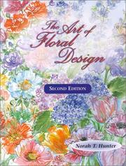 Cover of: The Art of Floral Design | Norah T. Hunter