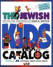 Cover of: The Jewish kids catalog | Chaya M. Burstein