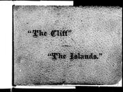 "Cover of: ""The Cliff"" to ""The Islands"" 