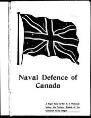 Naval defence of Canada by