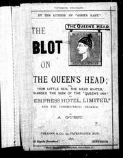 Cover of: The blot on the Queen