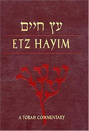Cover of: Etz Hayim = |