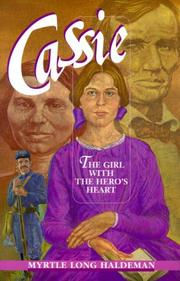 Cassie by Myrtle Long Haldeman