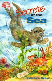 Cover of: Secrets of the sea