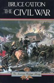 Cover of: The Civil War | Bruce Catton