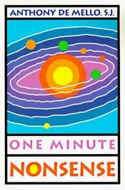 Cover of: One minute nonsense