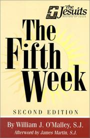 Cover of: The fifth week | William J. O'Malley