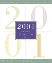 Cover of: 2001, a book of grace-filled days | Margaret Silf
