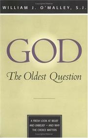 Cover of: God: The Oldest Question