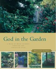 Cover of: God in the Garden