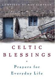 Cover of: Celtic Blessings | Ray Simpson